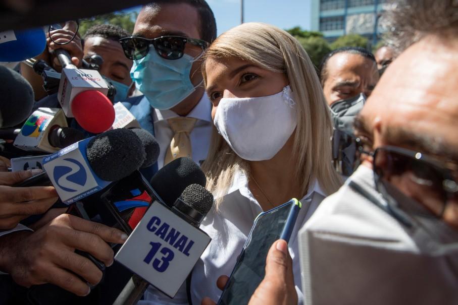 Pepca afirma Kinsberly Taveras se rehusó a hablar durante el interrogatorio