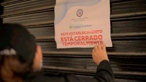 Fueron cerrados 46 establecimientos comerciales por violar el distanciamiento físico y el toque de queda