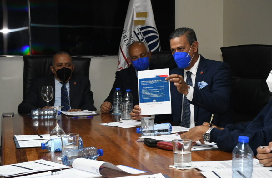 Salud Pública y entidades de orden y seguridad coordinan protocolo COVID-19 dentro del plan Navidad Segura 2020