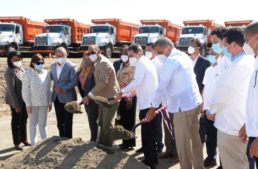 MOPC inició construcción de la circunvalación de Baní