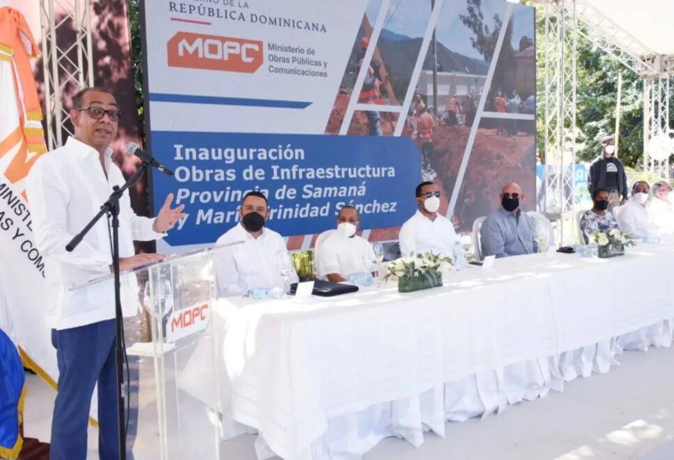 Obras Públicas anuncia ampliación de entrada a Samaná por costo de RD$ 700 millones