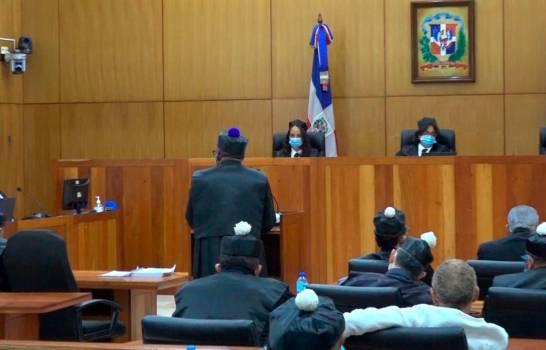 Tribunal rechaza variar prisión preventiva a uno de los imputados del caso Pulpo
