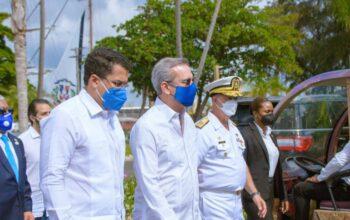 Gobierno entrega club oficiales Armada