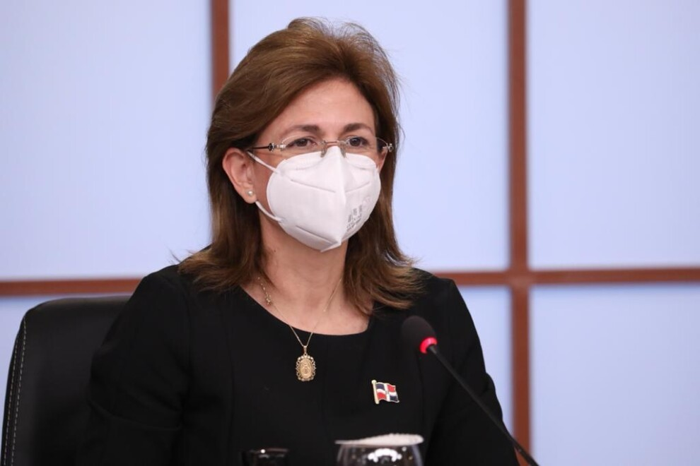 Raquel Peña: Nos vamos a reunir mañana para evaluar comportamiento de curva de contagio del virus