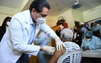 RD es el segundo pais de Latinoamerica con más vacunados