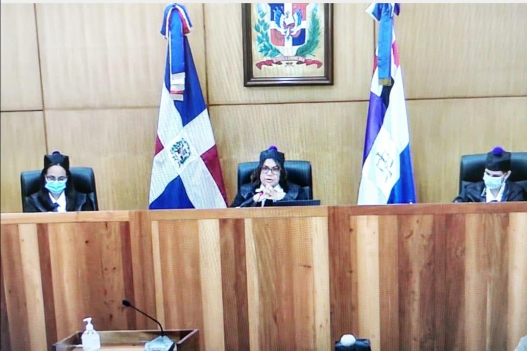 Juezas ratifican decisión de rechazar incorporación de declaraciones por escrito en el juicio Odebrecht