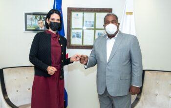 Primera Dama se reúne con ejecutivos del Gabinete de Política Social para unir voluntades en beneficio de los más necesitados