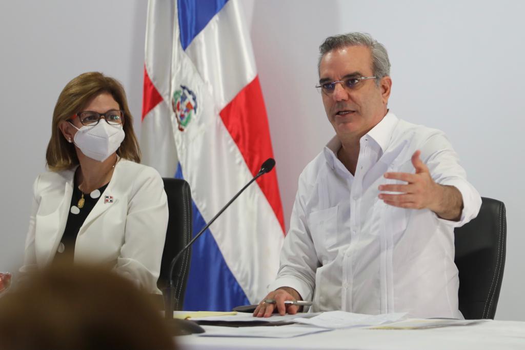 Abinader solicita otros 45 días del Estado de Emergencia