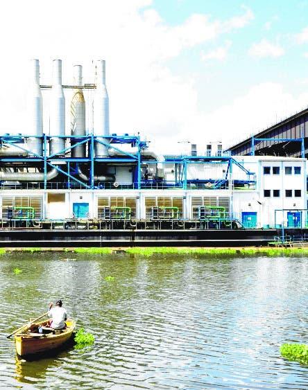 Medio Ambiente rechaza solicitud para instalar barcaza