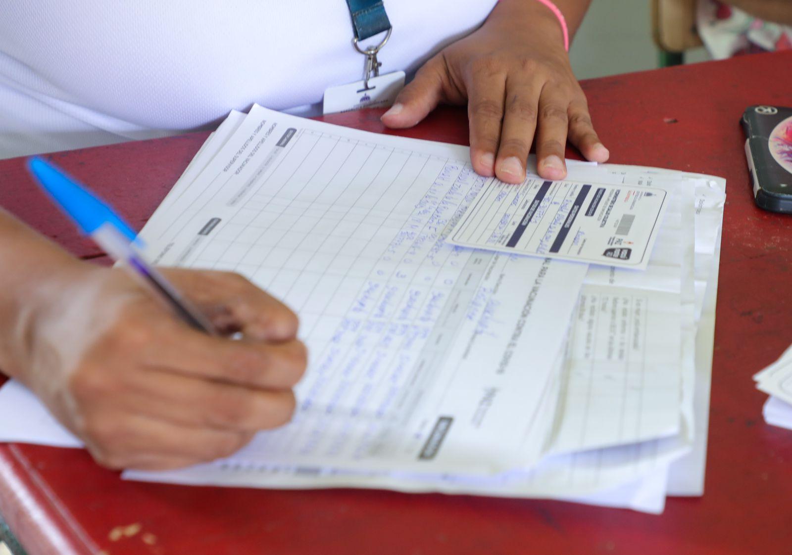 Hoy comienza jornada de vacunación masiva para 16 provincias