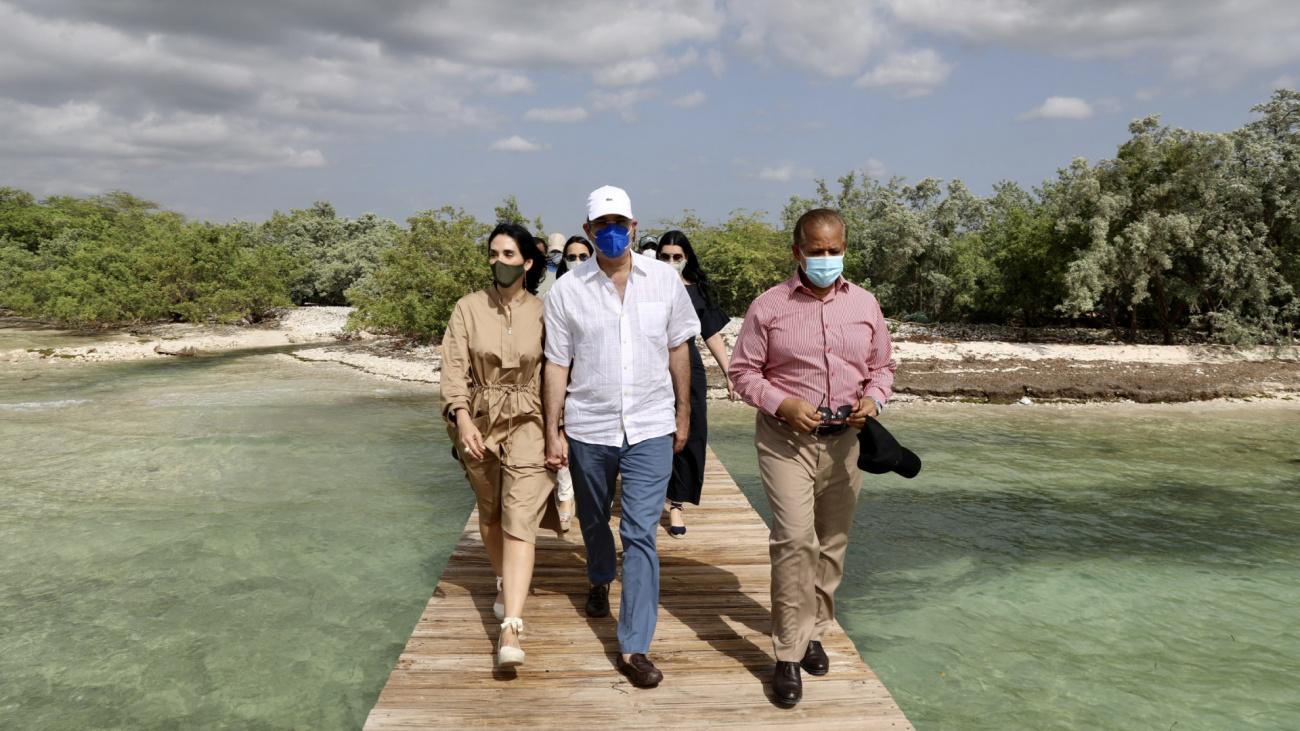 Luis Abinader estará inicio construcción Proyecto Desarrollo Turístico de Pedernales.