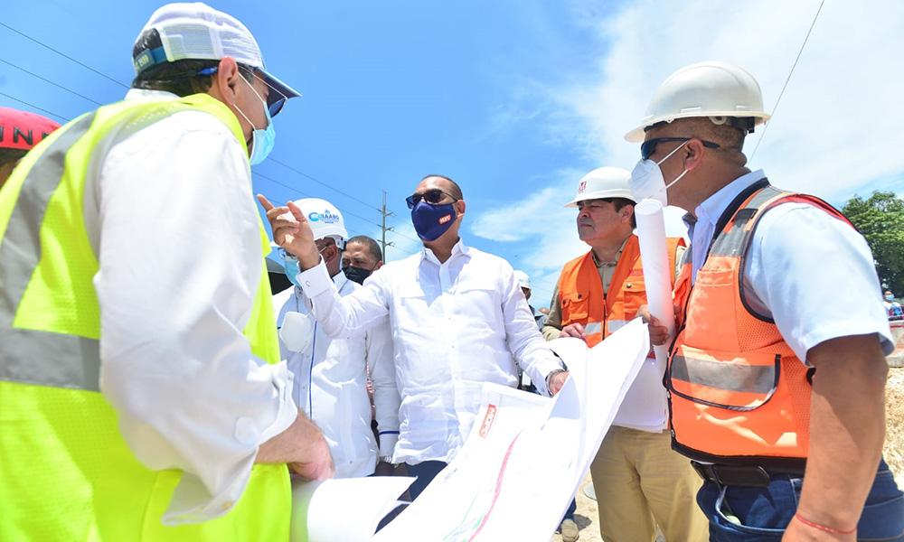 Ministro MOPC afirma proyectos habitacionales en SDE tendrán gran impacto en la zona