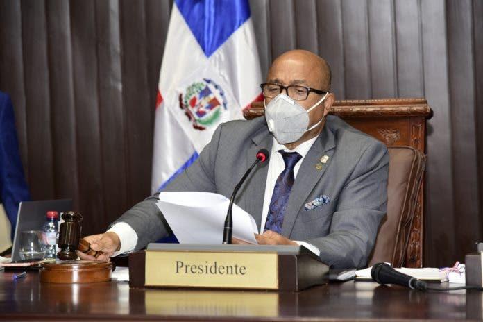 Pacheco: «En la Cámara de Diputados al Código Penal no se le dio una aprobación alegre»
