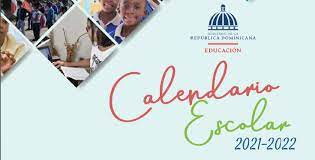 Miniterio de Educacion informa cambios en le Calendario Escolar 2021-2022 . Donde se implementa la docencia nocturna