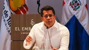 David Collado valora como exitoso  que Estados unidos mejoró el nivel de alerta de viaje a la República Dominicana