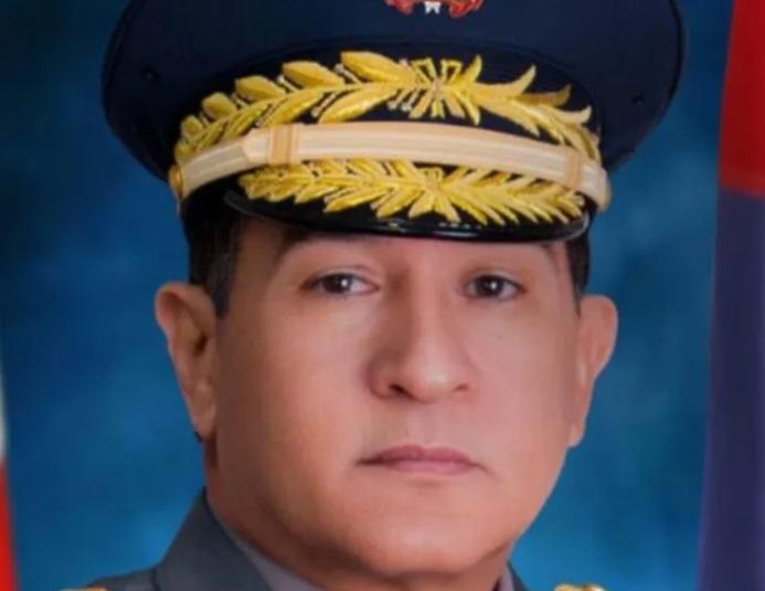 Presidente Abinader destituye a Edward Sánchez como director de la Policía Nacional