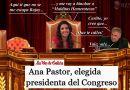 Ana Pastor elegida Presidente del congreso | Bezerradas Nocturnas