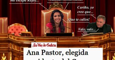 Ana Pastor elegida Presidente del congreso   Bezerradas Nocturnas