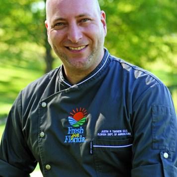 Chef Justin Timineri