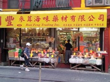 Chinatown a pocos metros de Italia