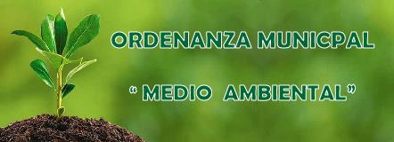 ORDENANZA MEDIO AMBIENTAL1