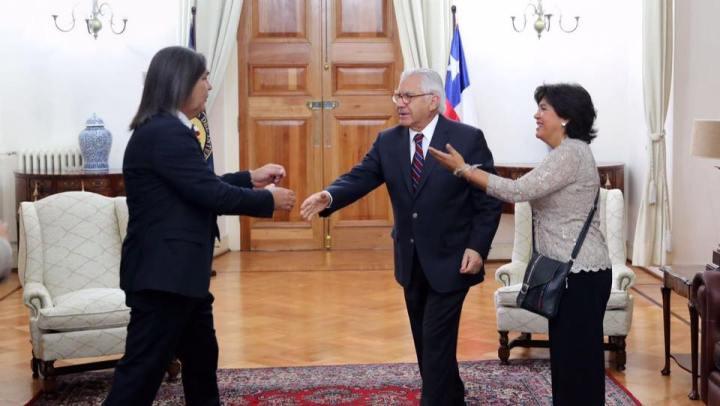 Alcalde Loyola solicita a Ministro del Interior mayor dotación policial en Huasco