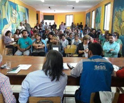"""Alcalde Loyola : """"Aguas Chañar no ha entendido los reclamos de los vecinos"""""""