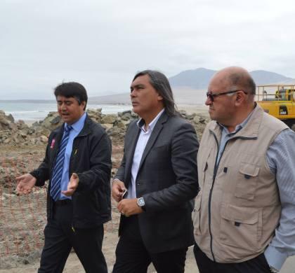Alcalde Loyola dará Cuenta Pública marcada por mayor inversión de obras en Huasco en los últimos años