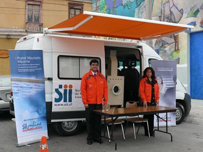 SII móvil llega a Huasco por Operación Renta 2017