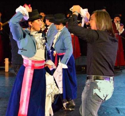 Alcalde Loyola anuncia talleres de cueca gratuitos para todos los vecinos de Huasco.