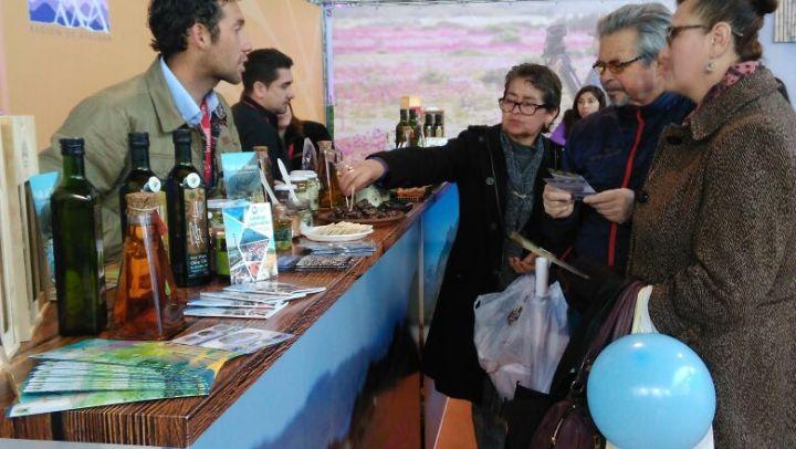 Municipio de Huasco promovió atractivos turísticos en Estación Mapocho