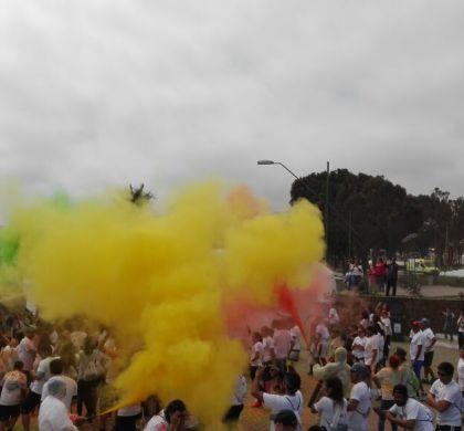 Huasco se llenó de colores por la No Violencia Hacia La Mujer