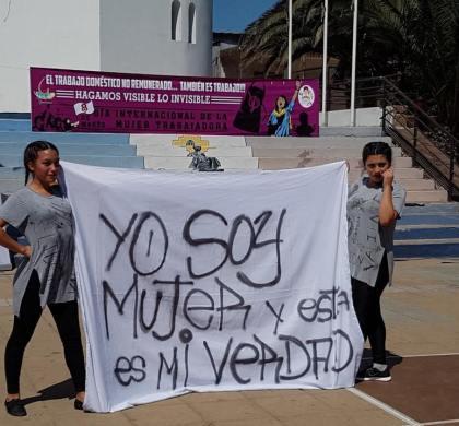 Contra el Acoso Callejero: municipio de Huasco evalúa crear un ordenanza.
