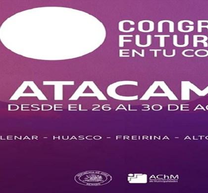 """""""CONGRESO FUTURO EN TU COMUNA"""": Un día de divulgación científica en Huasco"""