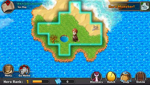 Neo Monsters Dragon Trainer Game Android Free Downlaod
