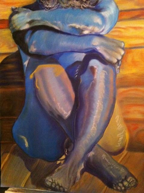 Jane Eaton Hamilton painting 2