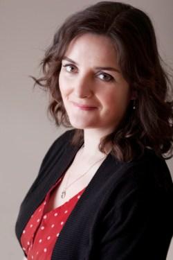 Nuala Ní Chonchúir author photo