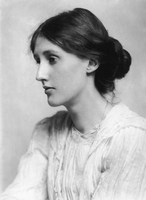 Portrait of Virginia Woolf, by George Charles Beresford, 1902. (Wikimedia)