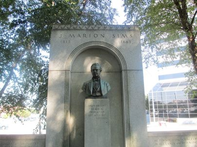 What Claire Fraser Didn't Know About J. Marion Sims