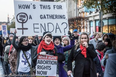 I am not a Vessel: Ireland's Reproductive Rights
