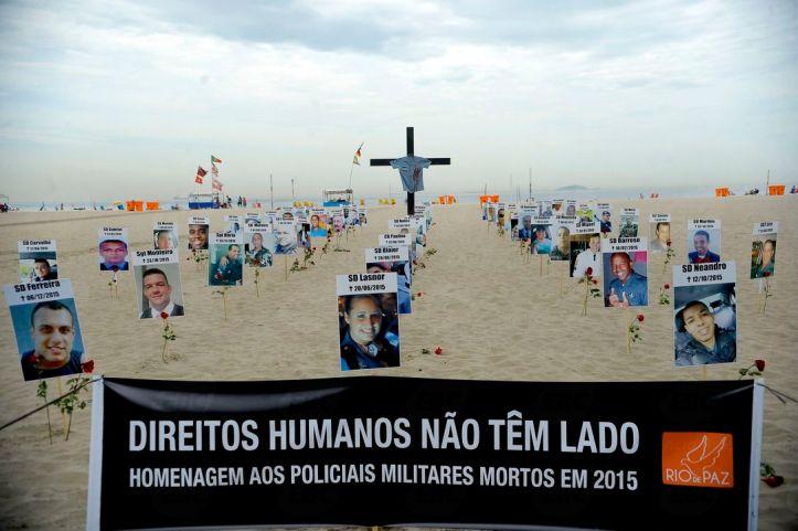 Rio de Paz memorial. (Tânia Rêgo/Agência Brasil | CC BY BR)