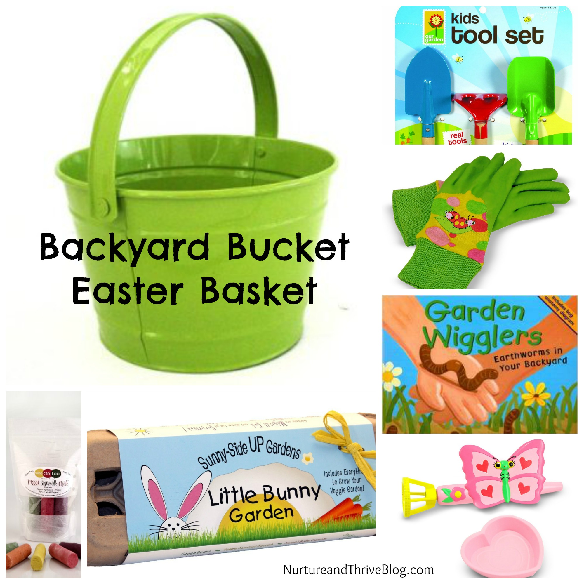 Amazing Thrive Easter Baskets Nurture Kids Easter Basket Backyard Bucket Nurture Thrive Blog Two Nature Med Easter Basket Ideas Nurture Kids Delivery Kids Diy Easter Baskets baby Easter Baskets For Kids