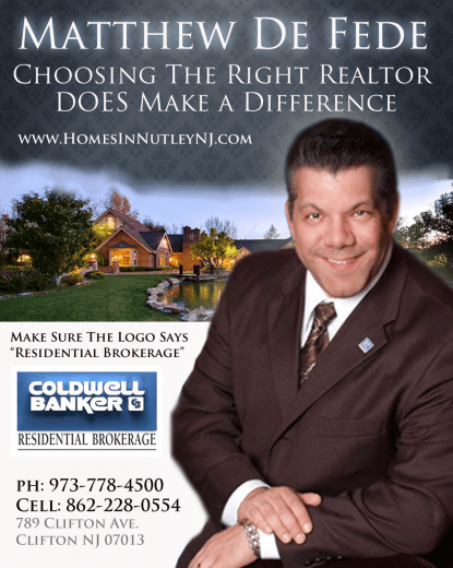Nutley Real Estate Agent