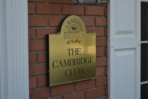Cambridge Heights in Nutley