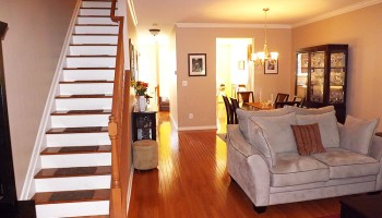 Cambridge Heights Townhome For Sale In Nutley NJ