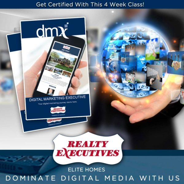 Become A Digital Marketing Expert With Realty Executives Elite Homes