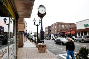 Franklin Ave in Nutley NJ