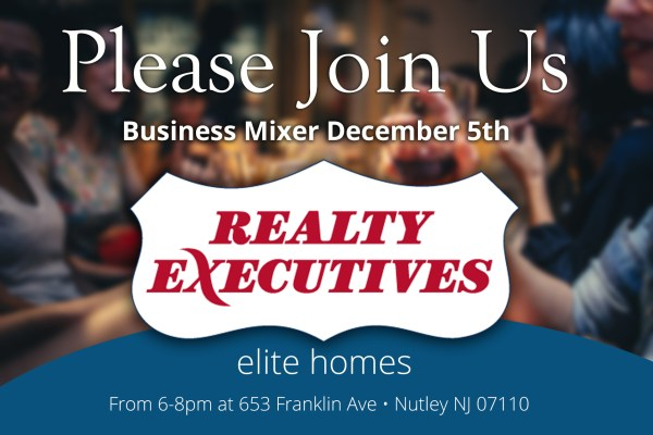 Local Business Mixer in Nutley