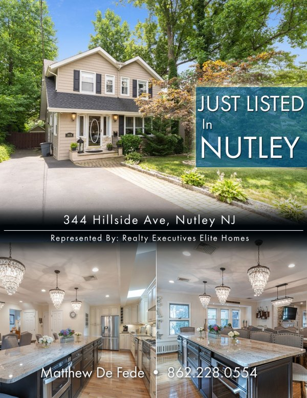 3 Bedroom Home in Nutley