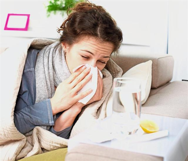 Flu increases the risk of heart attack